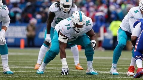 Miami Dolphins: Guard