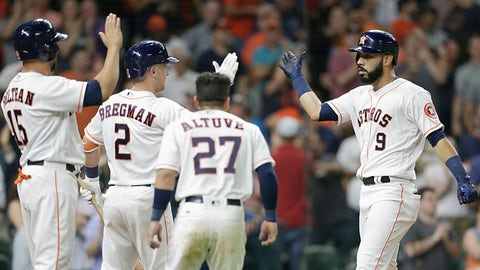 The Astros' answer