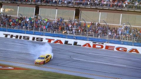 Sunday, NASCAR Victory Lane, FS1