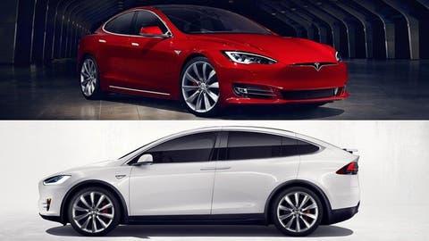 2017 Tesla Model S/X P100D