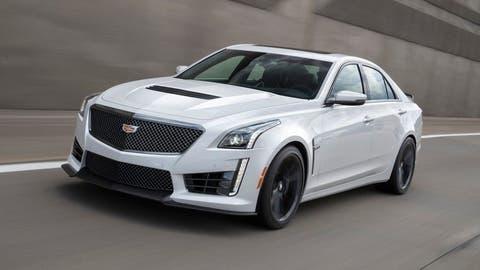 Cadillac CTS-V: 640 hp