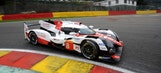 Toyota scores 1-2 sweep in WEC Six Hours of Spa