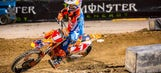 Ryan Dungey wins the 450SX Supercross championship