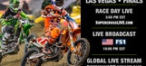 Watch Race Day LIVE for the Las Vegas Supercross