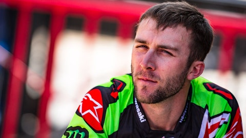 Eli Tomac enters this weekend's Supercross nine points back of Ryan Dungey. (Photo: Supercross)