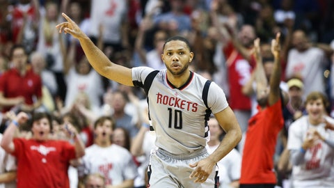 Rockets hit 19 3-pointers