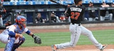 Stanton's power provides much needed win for Marlins