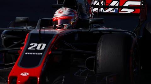 Haas: $19 million
