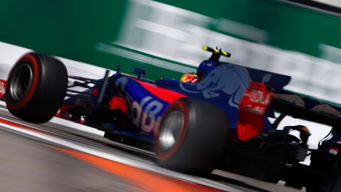 Toro Rosso: $59 million