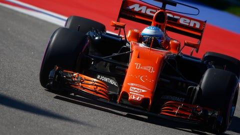 McLaren: $97 million