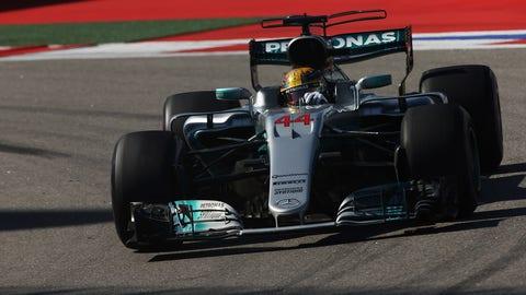 Mercedes: $171 million