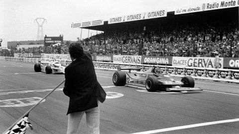 Battle with Arnoux