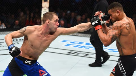 Marco Polo Reyes vs. James Vick