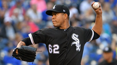 White Sox SP Jose Quintana to Astros