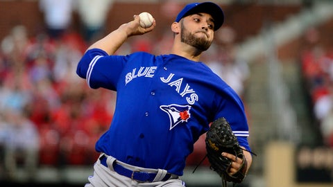 Blue Jays SP Marco Estrada to Diamondbacks