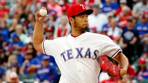 Rangers SP Yu Darvish to Yankees
