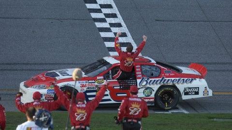 Daytona 500 champ
