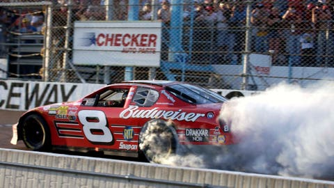 Smokin' at Phoenix