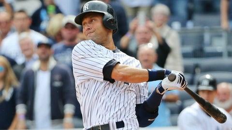 Derek Jeter, 3,465 hits