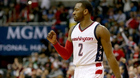 John Wall, PG, Washington Wizards