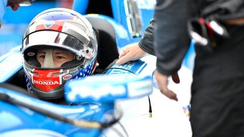 11. Marco Andretti