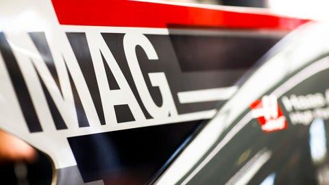 Kevin Magnussen - Haas