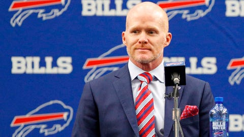 Sean McDermott, Bills