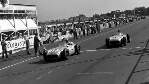Juan Manuel Fangio vs. Stirling Moss