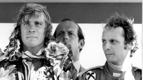 James Hunt vs. Niki Lauda