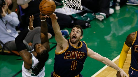 Kevin Love had a monster game (and no one noticed)