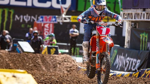 Ryan Dungey retirement reaction