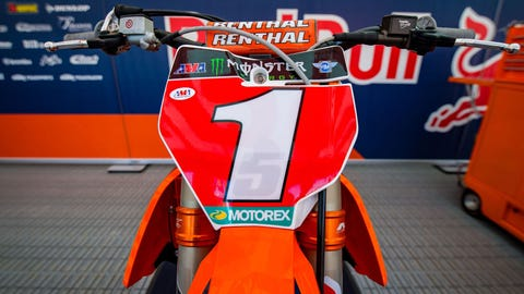 Where does Dungey fit all-time in the sport?