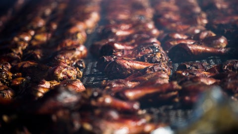 Barbecue pitmaster Myron Mixon will soon be doing an event in Charlotte, North Carolina. Do you aspire to be a pitmaster after you retire as a driver?