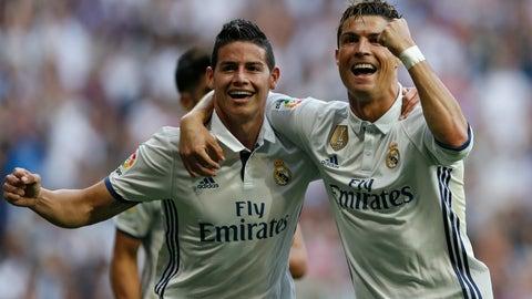 May 14: Real Madrid 4-1 Sevilla