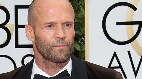 Jason Statham (diving)