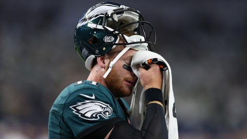 Eagles (won NFL championship in 1960)