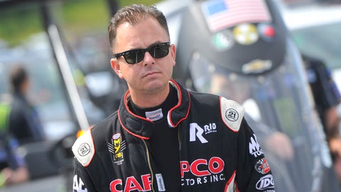 Steve Torrence has won the last two consecutive NHRA Top Fuel events. (Photo: NHRA)