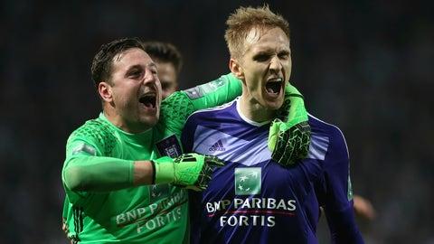 Anderlecht — Belgium
