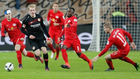 The Bundesliga's young talent is absurd