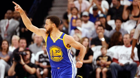 The Warriors continued to make history