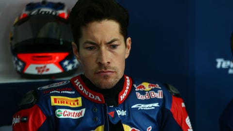 Nicky Hayden was racing in the Superbike World Championship this year. (Photo: Gold and Goose Photography/LAT Images)