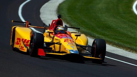Ryan Hunter-Reay - 231.442 mph