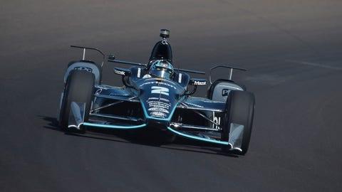 Josef Newgarden - 228.501 mph