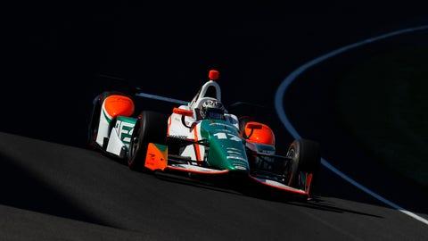 Sebastian Saavedra - 221.142 mph