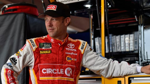 Matt Kenseth, 15th in points