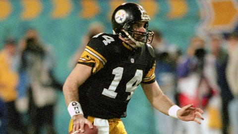 The Steelers didn't want Montana because they had Neil O'Donnell