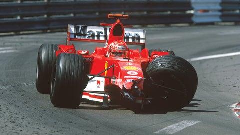 13. 2004 Monaco GP