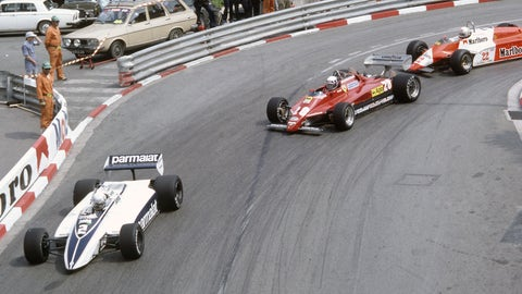 3. 1982 Monaco GP