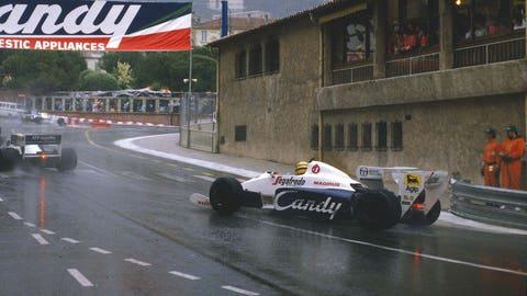 1. 1984 Monaco GP