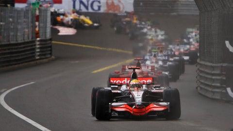 11. 2008 Monaco GP